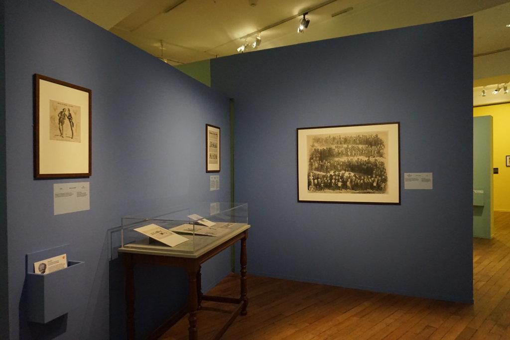 Vue de l'exposition Caricatures - Maison Victor Hugo (47)