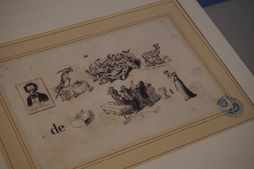 Vue de l'exposition Caricatures - Maison Victor Hugo (49)