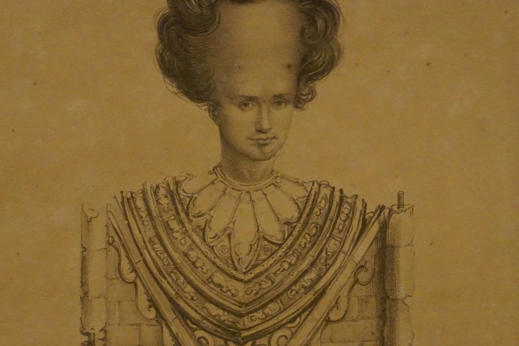 Vue de l'exposition Caricatures - Maison Victor Hugo (6)