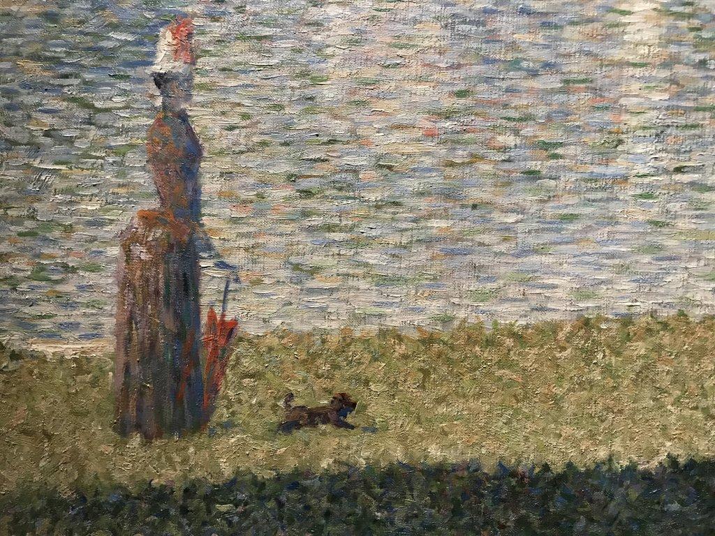 Vue de l'exposition Collections privées, un voyage des impressionnistes aux fauves - Musée Marmottan Monet (35)