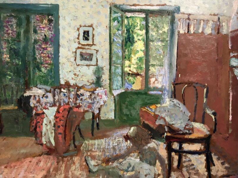 Vue de l'exposition Collections privées, un voyage des impressionnistes aux fauves - Musée Marmottan Monet (61)