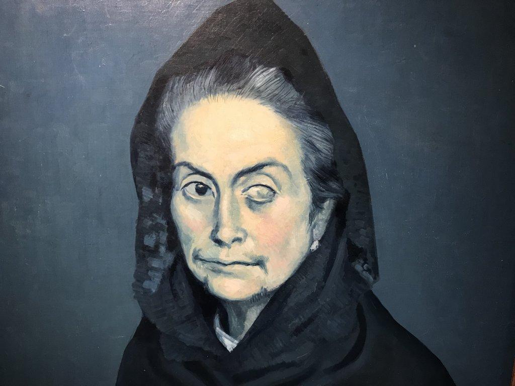 Vue de l'exposition Picasso bleu et rose - Musée d'Orsay (58)