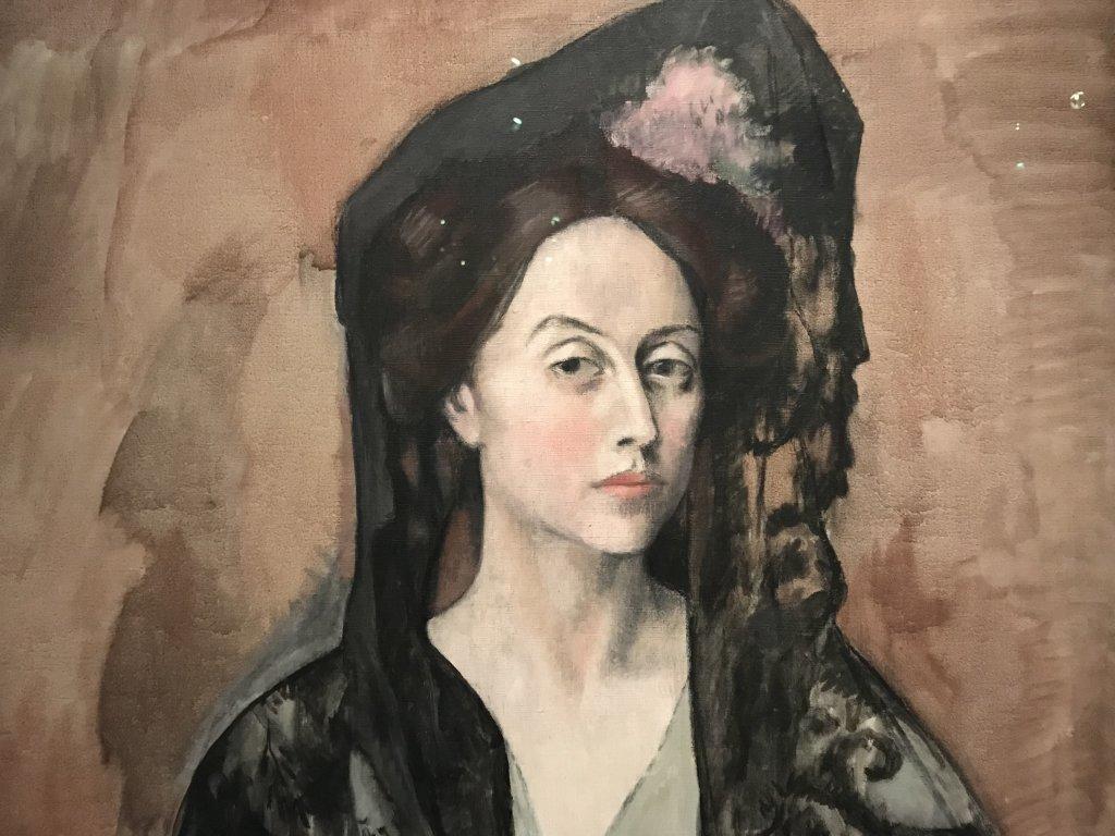 Vue de l'exposition Picasso bleu et rose - Musée d'Orsay (61)
