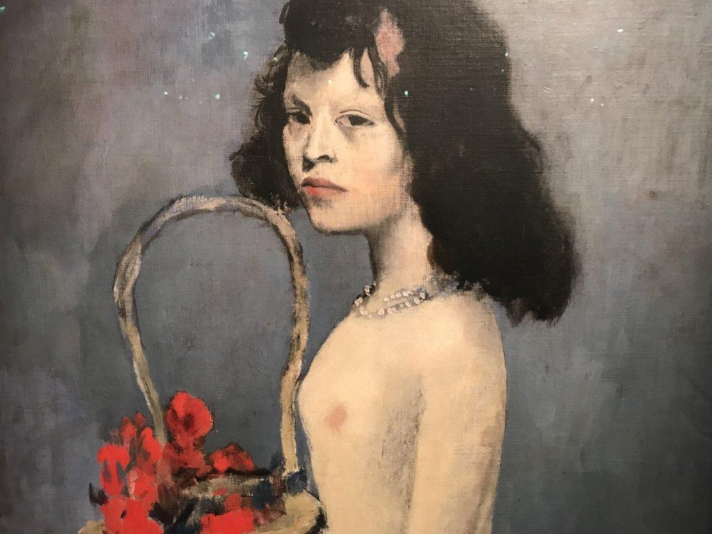 Vue de l'exposition Picasso bleu et rose - Musée d'Orsay (63)
