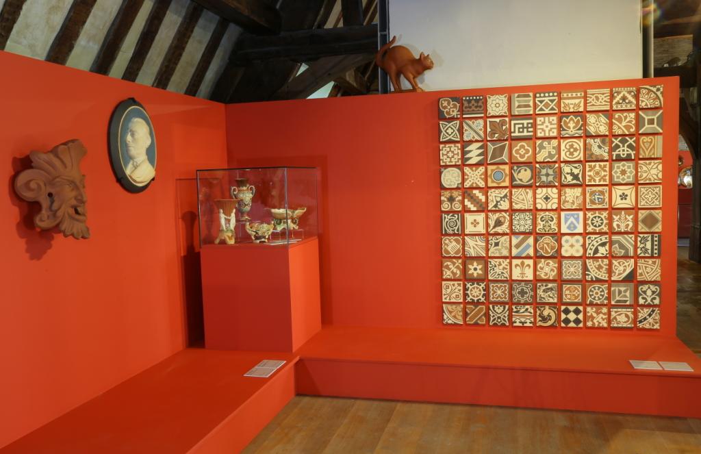 Vue de l'exposition Trésors Céramiques - Mudo (13)