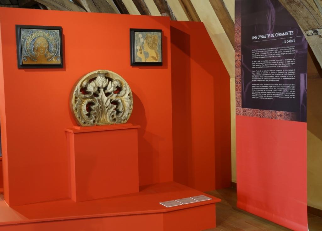 Vue de l'exposition Trésors Céramiques - Mudo (14)