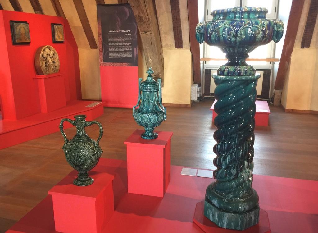 Vue de l'exposition Trésors Céramiques - Mudo (15)