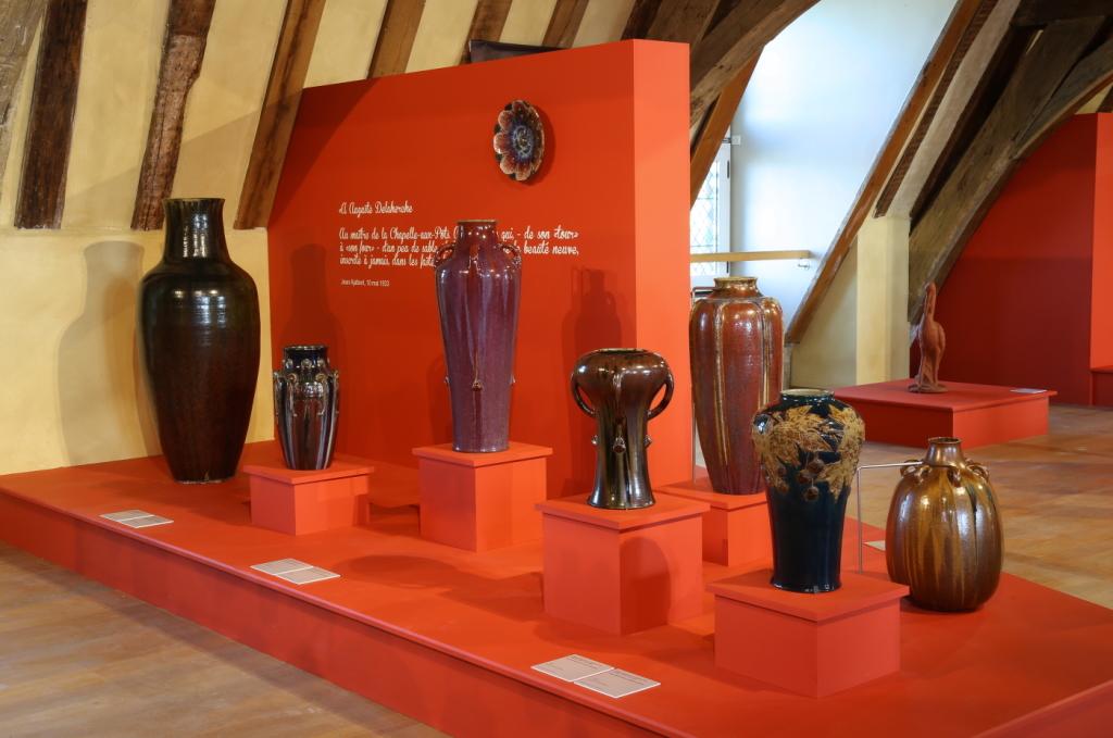 Vue de l'exposition Trésors Céramiques - Mudo (17)