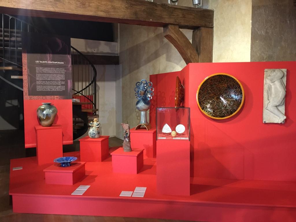 Vue de l'exposition Trésors Céramiques - Mudo (19)