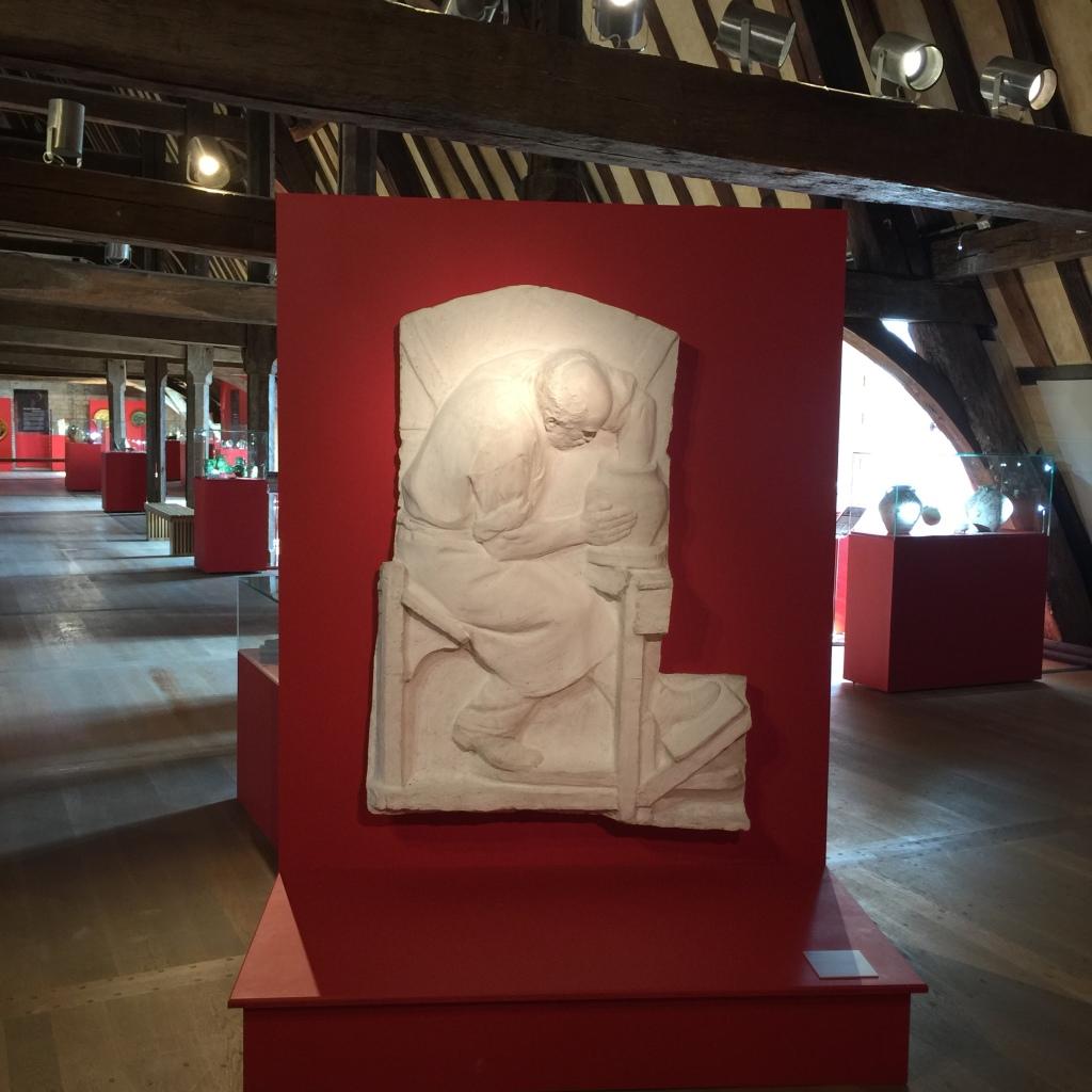 Vue de l'exposition Trésors Céramiques - Mudo (2)