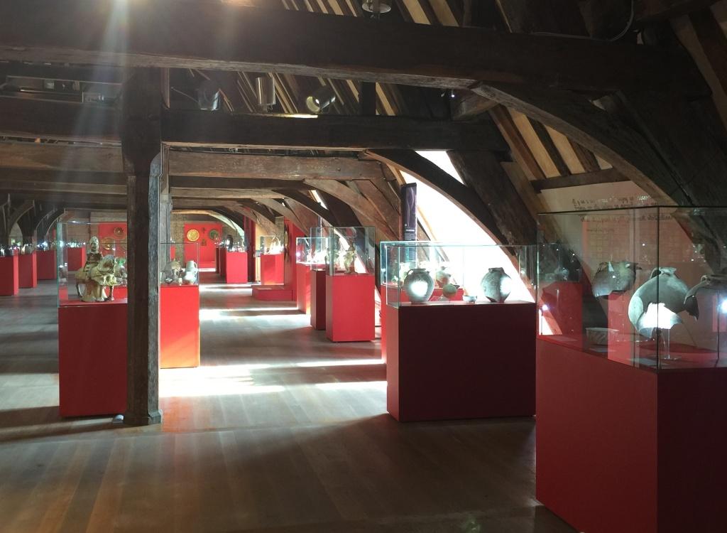Vue de l'exposition Trésors Céramiques - Mudo (3)