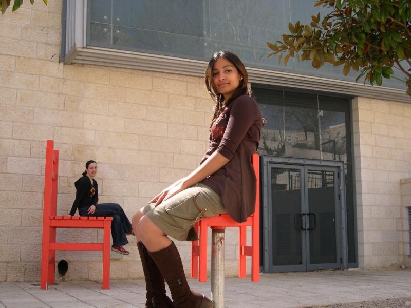 Illusion des chaises