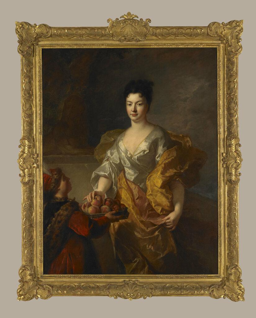 Portrait femme fatale