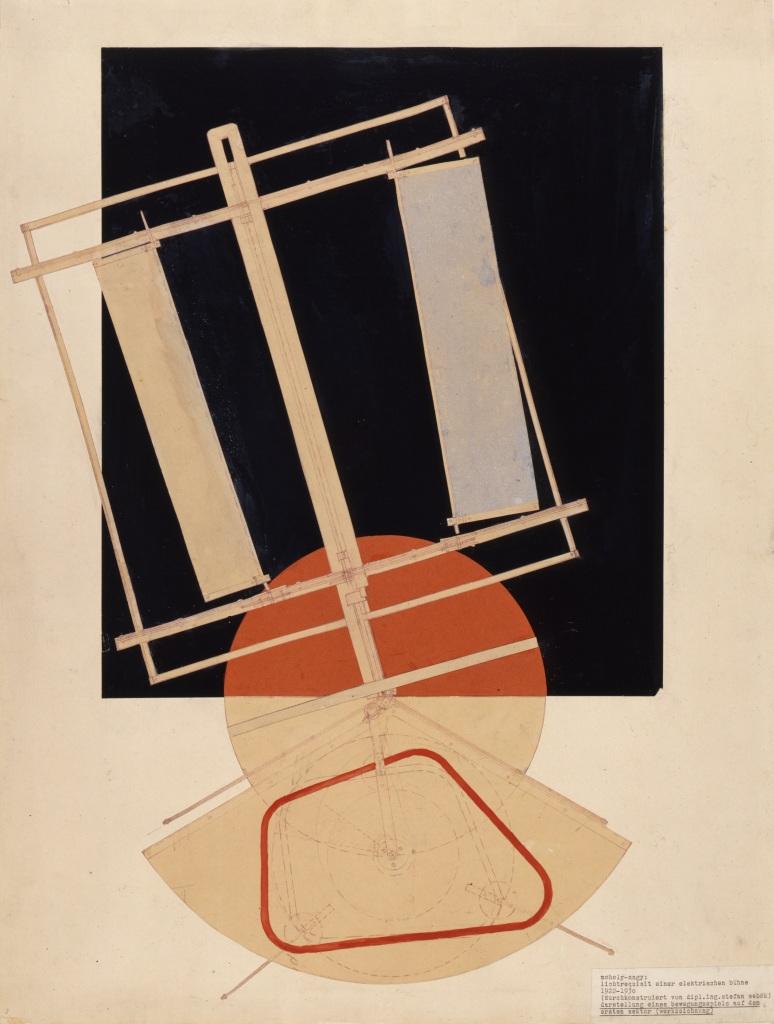 László Moholy-Nagy, Electric Stage Lightning, 1922-1930