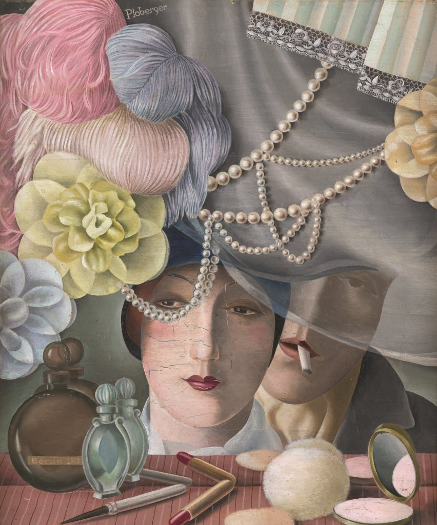 Herbert Ploberger, Window Shopping, 1928
