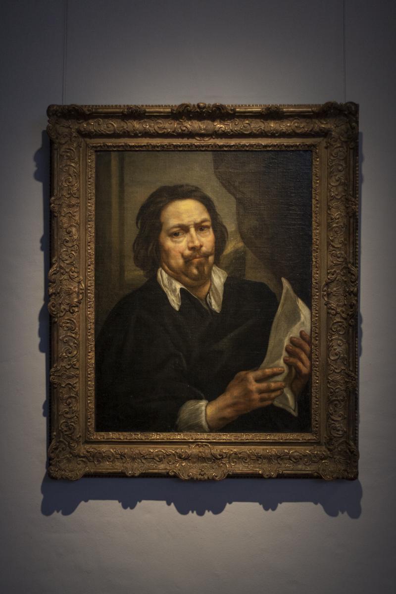 Rubenshuis; bruikleen; Antwerpen Barok 2018; Marteldood van de Heilige Andreas