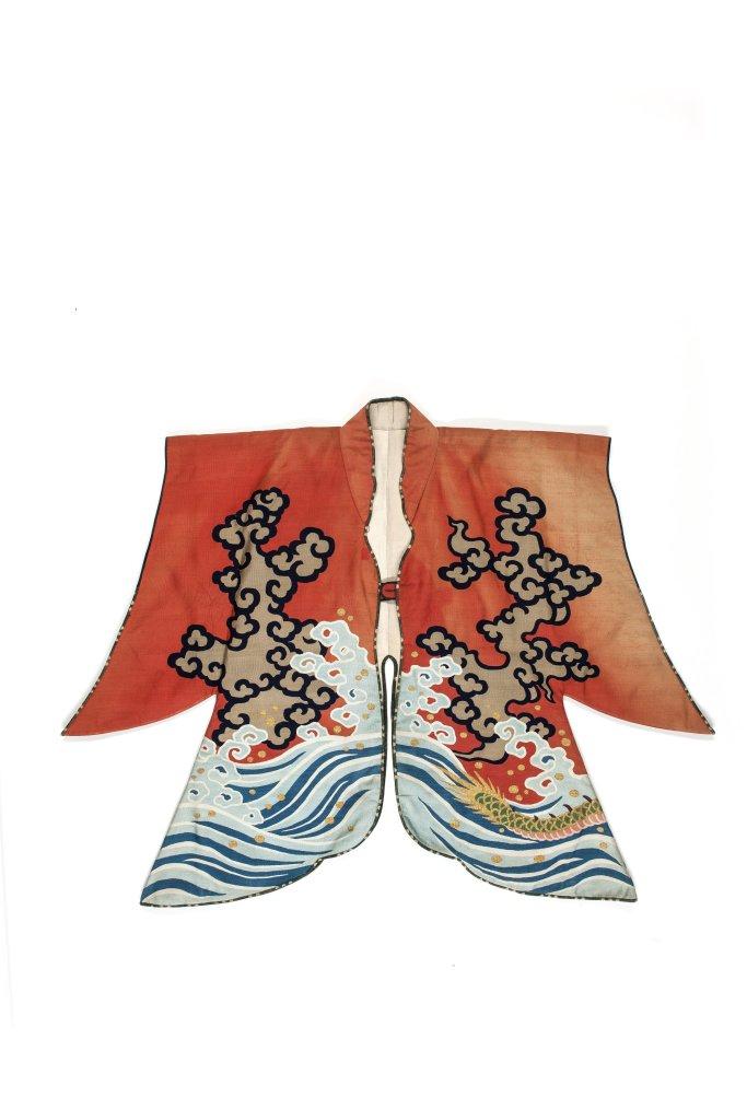 Vêtement d'armure Robe, Japon