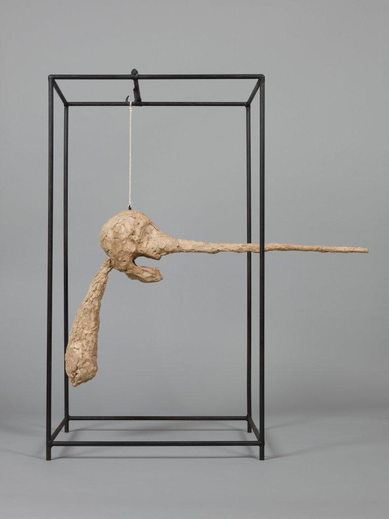 Alberto Giacometti, Le Nez, 1947