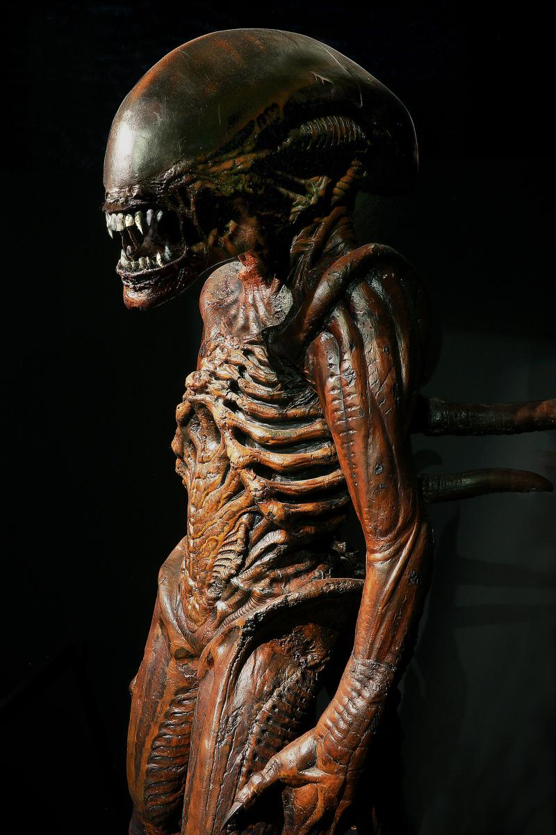 Alien la Résurrection de Jean Pierre Jeunet