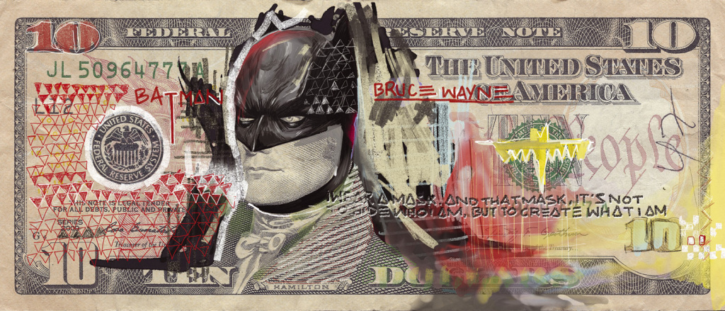 Aslan Malik, Batman