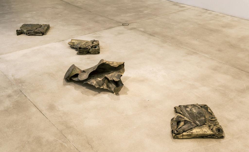 Kader Attia, Syrian Shells (ensemble)