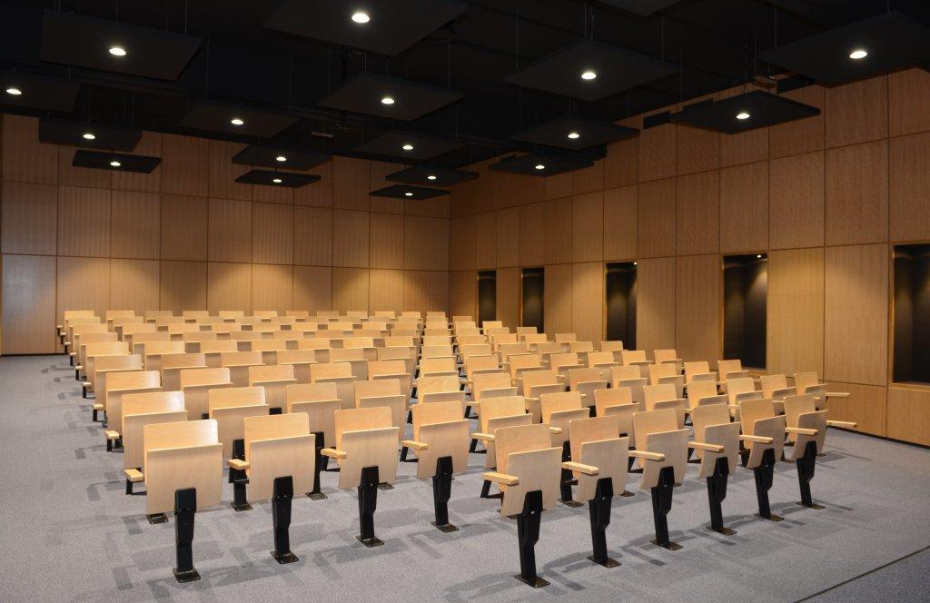 Auditorium vue côté