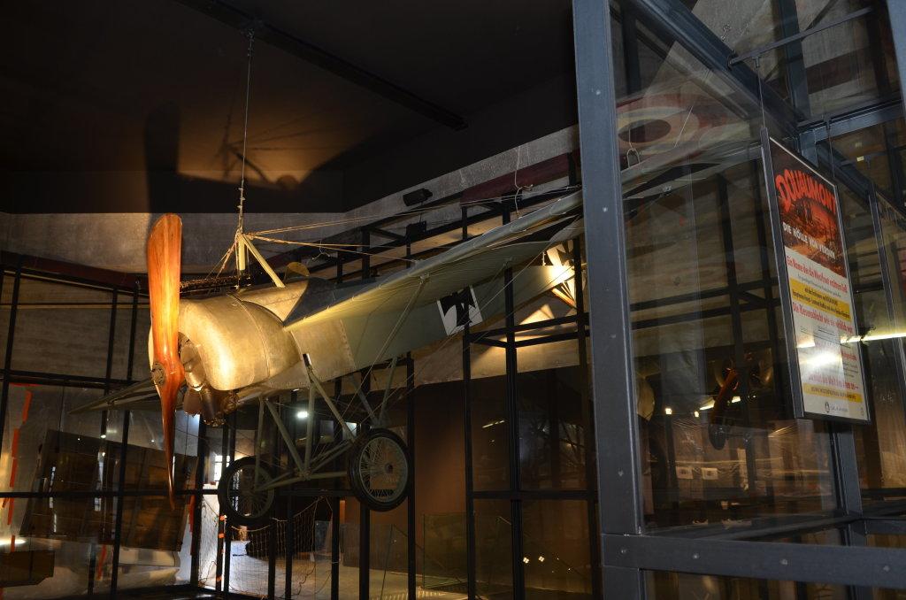 Avion allemand Fokker Fokker