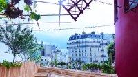 Bar à bulles - Moulin Rouge
