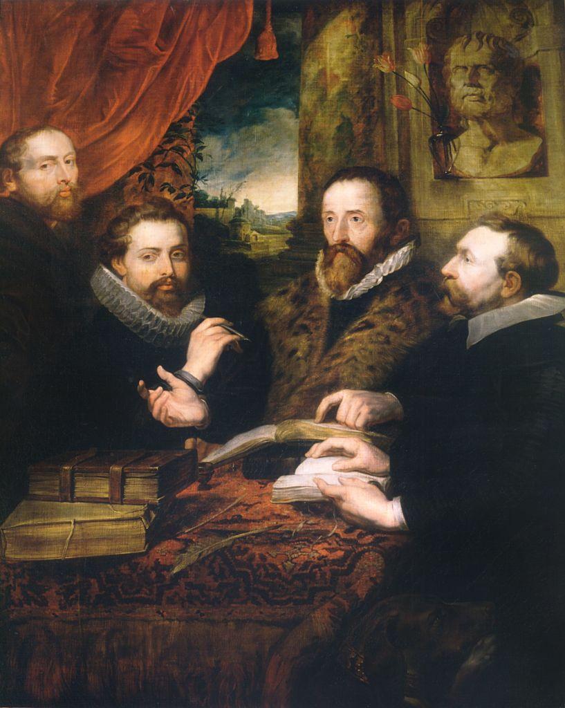 Baroque Book Design - Musée Plantin-Moretus