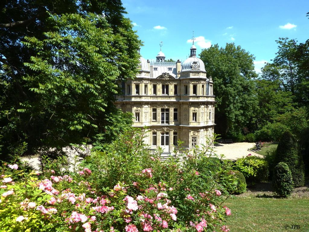 Vue du Château de Monte-Cristo