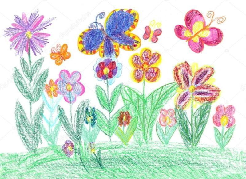 Ateliers Enfants Dessine Moi Une Fleur Au Musee De La Vie