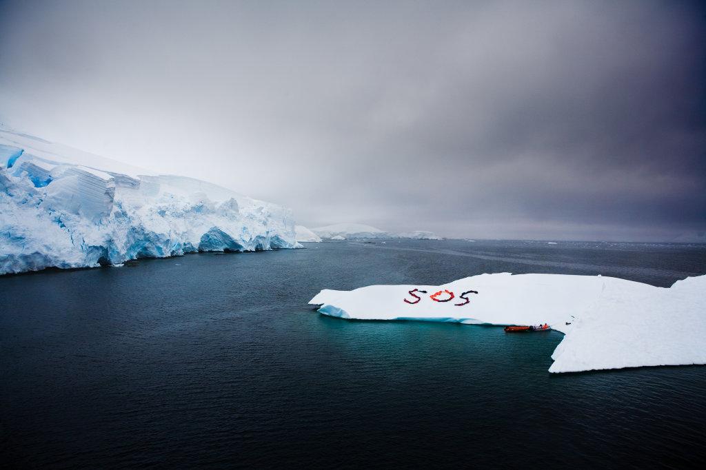 Détroit de Gerlach, Antarctique