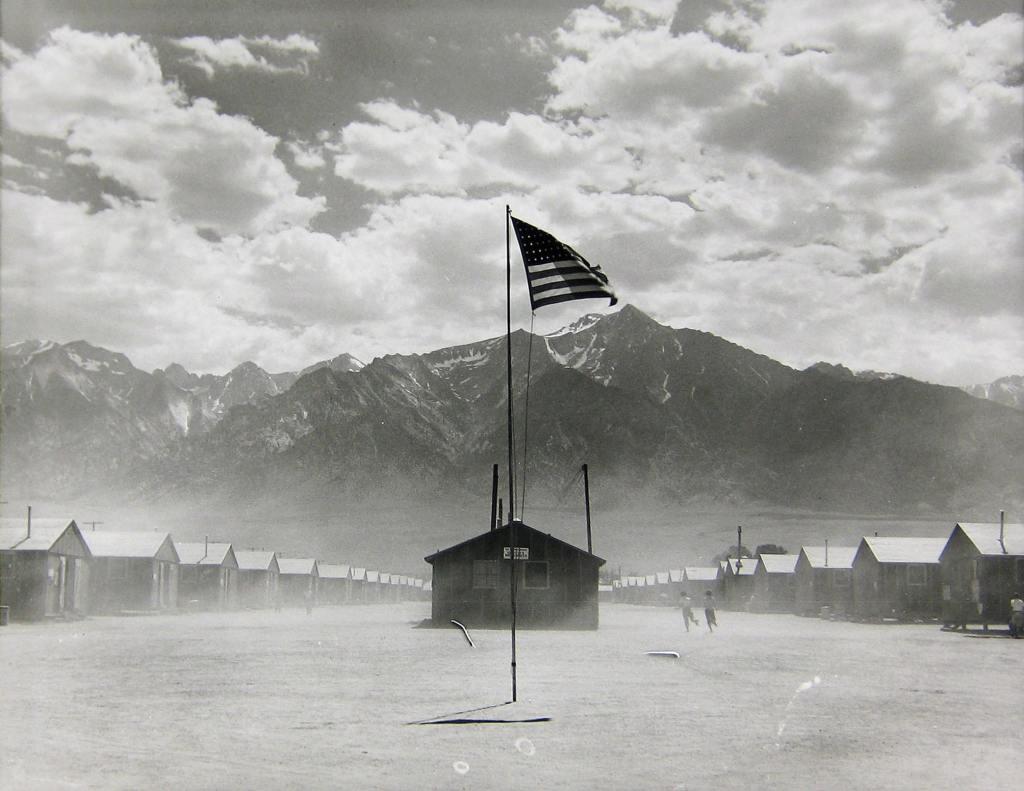 Dorothea Lange, Manzanar Relocation Center