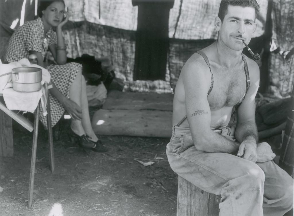Dorothea Lange, Unemployed Lumber Worker