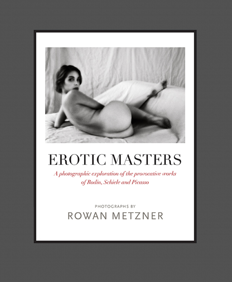 Erotic Masters by Rowan Metzner - Cover