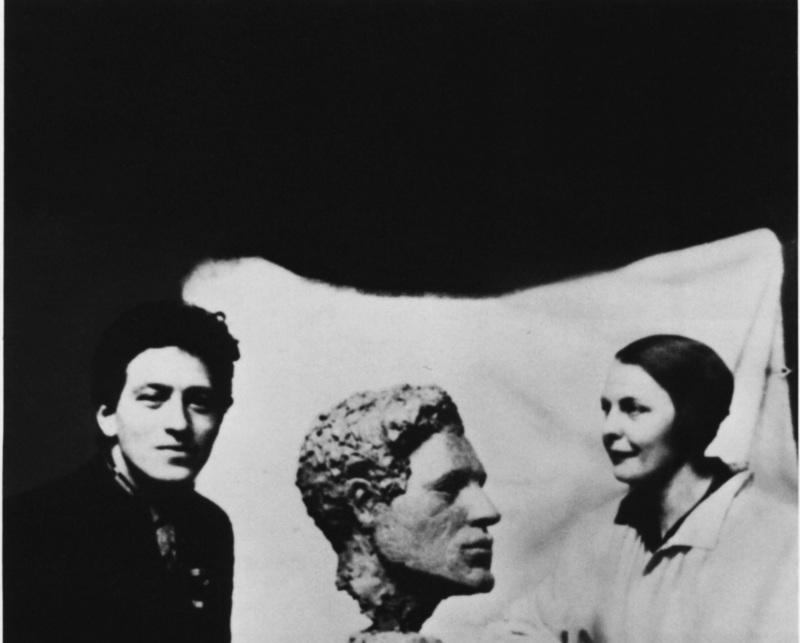 (c) Fondation  Alberto  et  Annette  Giacometti,Paris