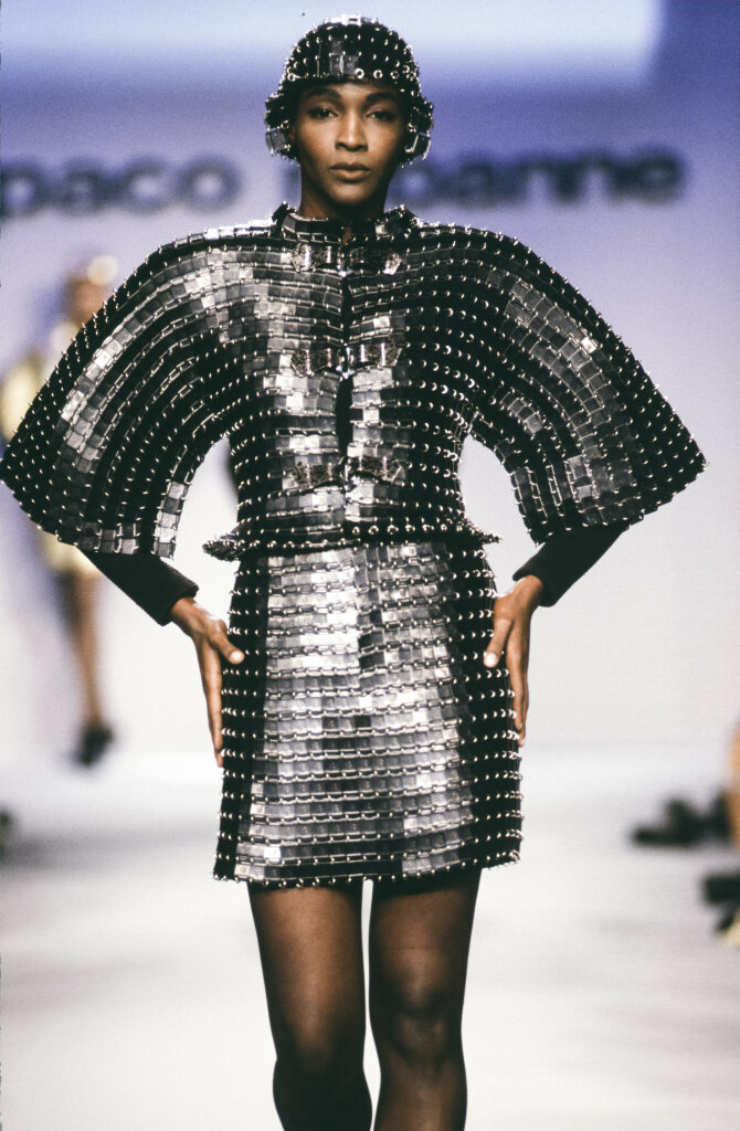 Paco Rabanne - Runway - Haute Couture Fall/Winter 1990-1991