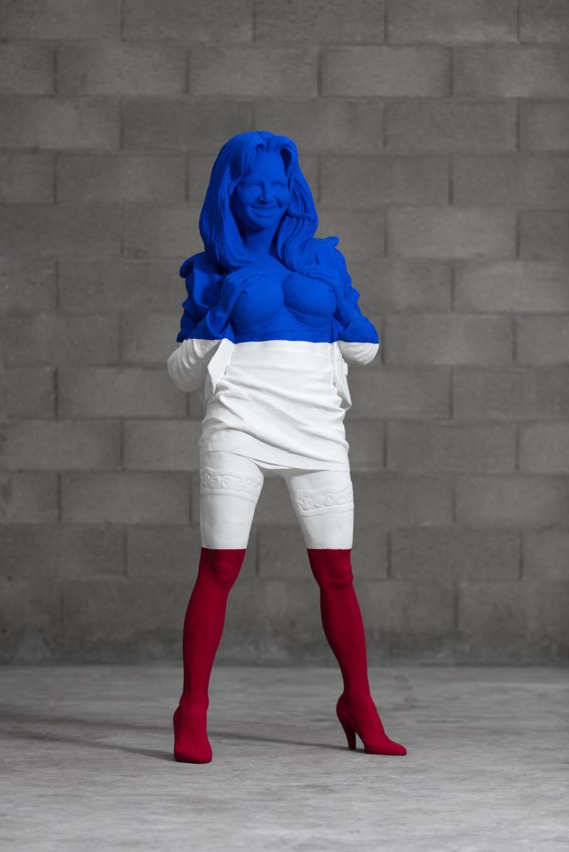Wang Du, J'aime la France, 1997-2007