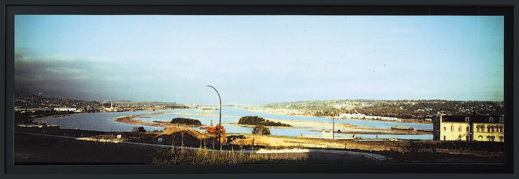 Jeff Wall, The Old Prison, 1987. - Vingt-quatre heures de la vie d'une femme au MAMC Saint-Etienne