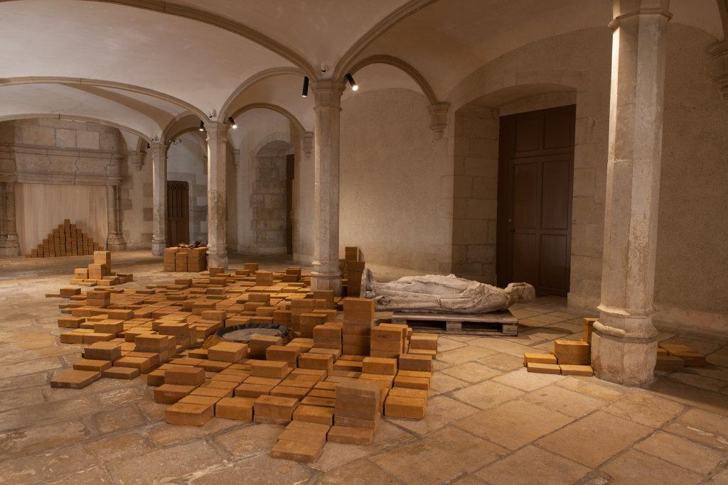 Jusqu'au 23 septembre 2018 - Biennale internationale d'art contemporain de Melle (10)