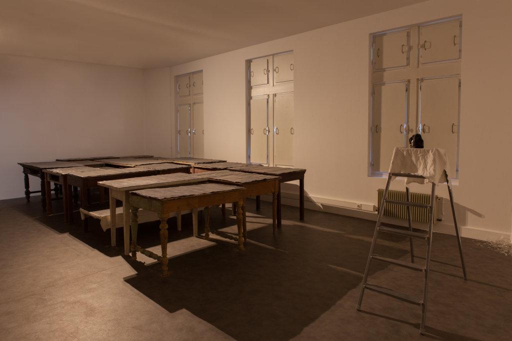 Jusqu'au 23 septembre 2018 - Biennale internationale d'art contemporain de Melle (12)