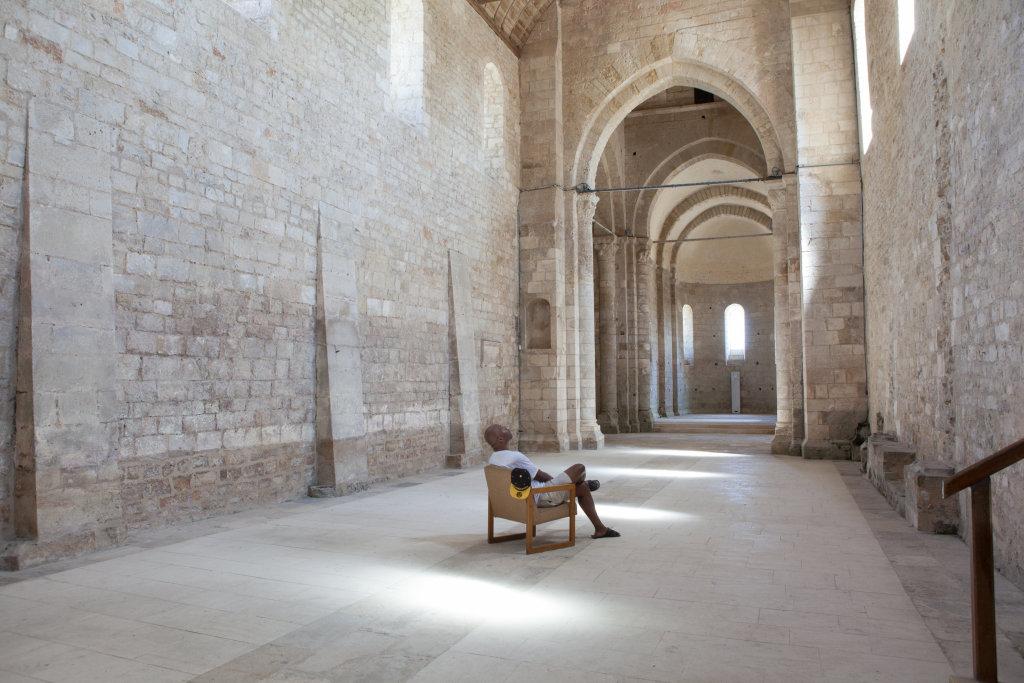 Jusqu'au 23 septembre 2018 - Biennale internationale d'art contemporain de Melle (13)