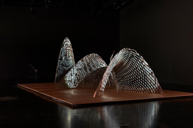 © Patrick Rimoux courtesy Galerie Philippe Gravier