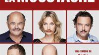 La moustachce - théatre gaité montparnasse - image à la une