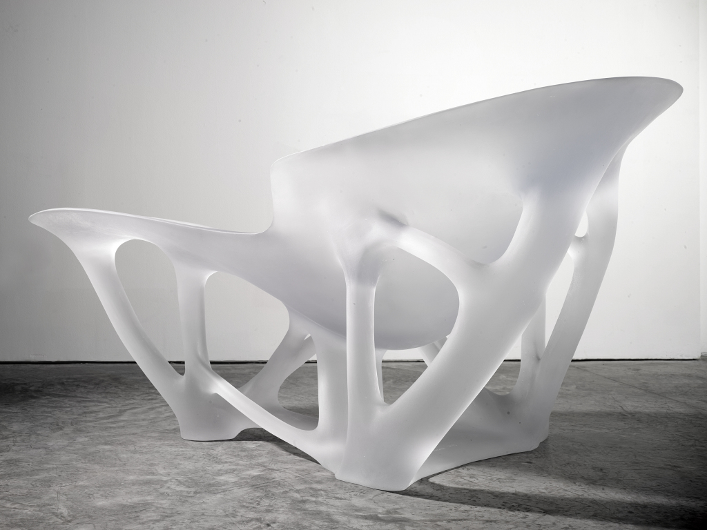 Joris Laarman, Bone chaise prototype, 2006