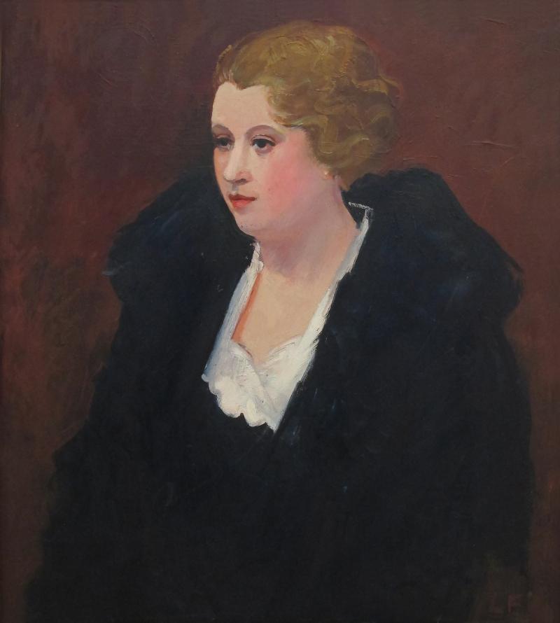 Leonor Fini - Portraits Intimes (1)