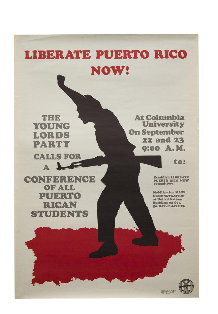 Liberate Puerto Rico now