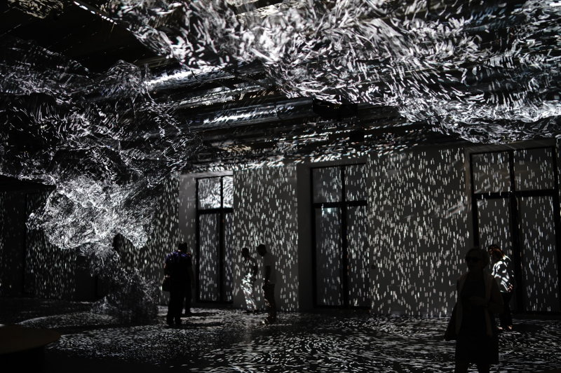 L'Ombre de la vapeur - Fondation d'entreprise Martell © AdrienM&ClaireB-401