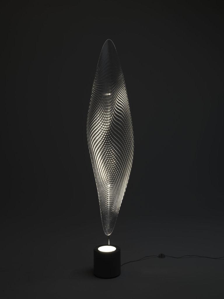 Ross Lovegrove, Luminaire Cosmic Leaf, 2009
