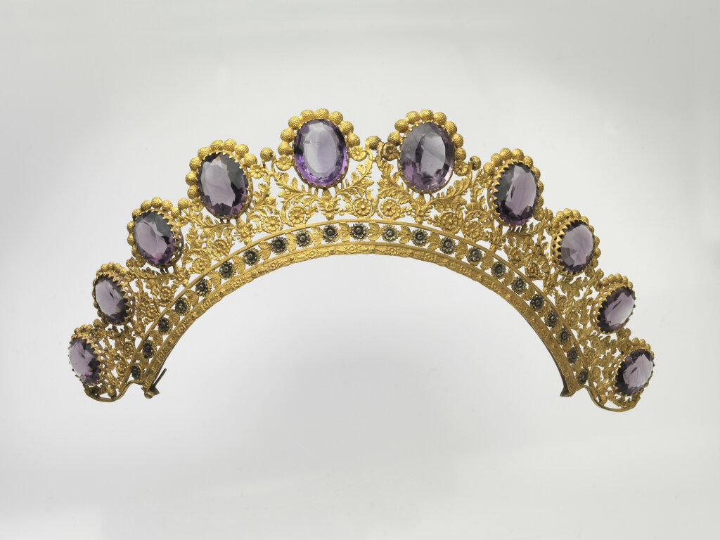 Couronne de diamants